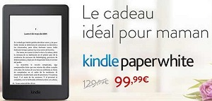 promo liseuse kindle