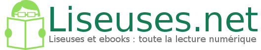 liseuse ebook logo