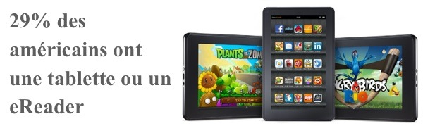 Un Kindle Fire de Amazon