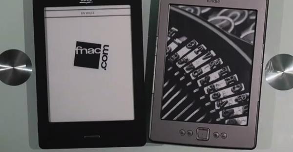 Comparaison Kindle et Kobo