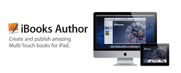 Utilisation et présentation de iBook Author d'Apple