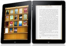 L'iPad et son application de lecture des ebooks