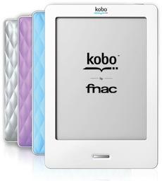 Kobo Touch de la fnac