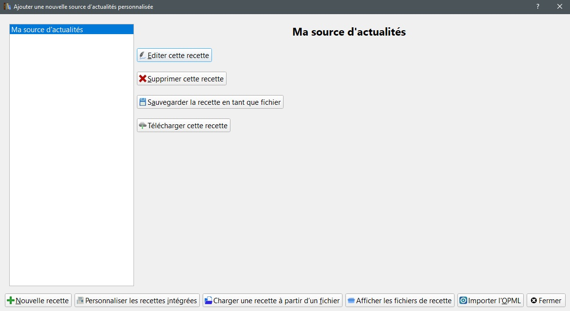 flux rss calibre ebook liseuse