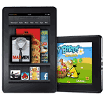 Le Kindle Fire : tablette tactile android de 7 pouces