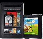 Le Kindle Fire : tablette tactile android de 7 pouces