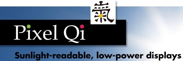 Un écran Pixel Qi pour une liseuse ?