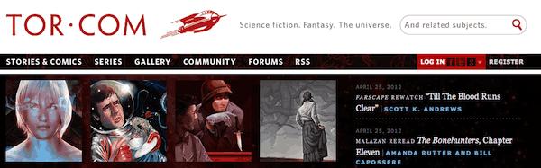 Tor, éditeur de livre de science fiction abandonne les DRM