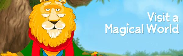 livres pour enfants en anglais : magic town