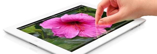 Une présentation par Apple du nouvel iPad