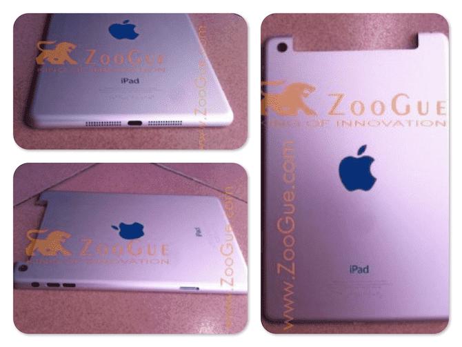 Les rumeurs sur l'iPad Mini de 7 pouces
