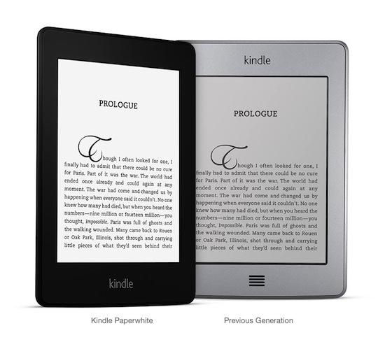 Liseuses Kindle