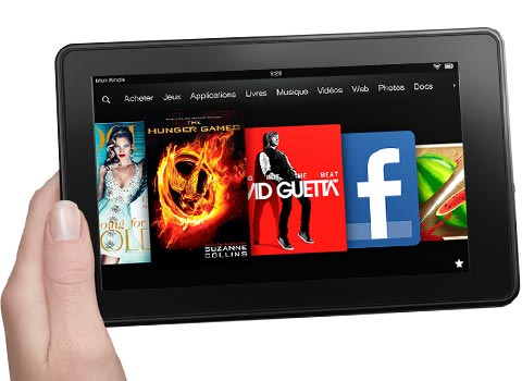 La Kindle Fire