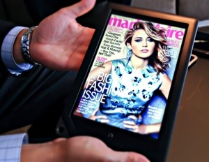 nook hd magazine