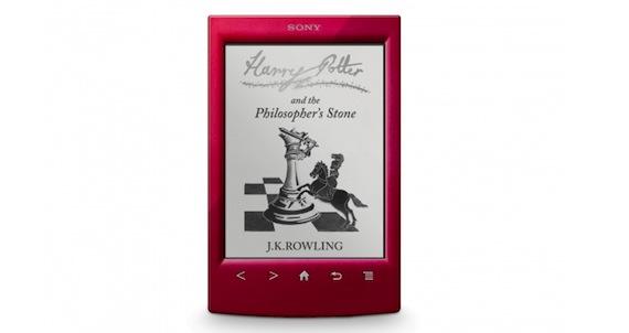 Sony Reader PRS-T2 Harry Potter