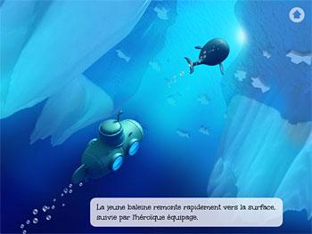 Scott en sous-marin