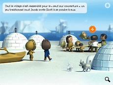 Un livre éducatif et interactif pour les enfants