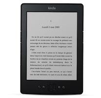 Le Kindle 4 chez Amazon