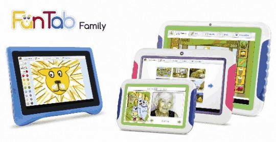 ematic funtab family