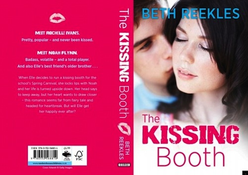 kissing booth ebook livre