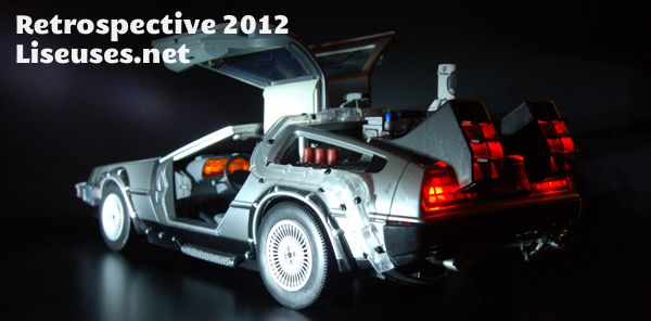 rétrospective liseuse et tablette 2012