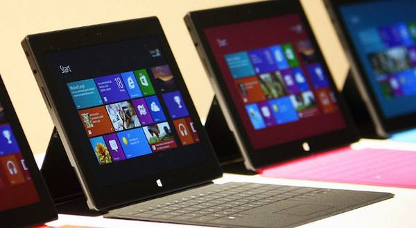La tablette professionnelle Surface Pro