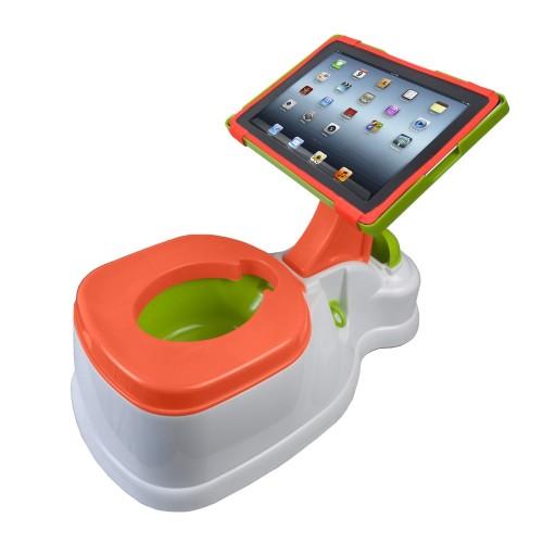 siege toilette enfant et ipad