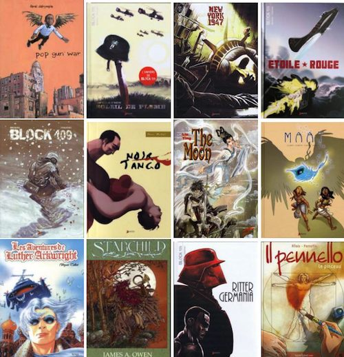 bdbuzz promotion sur les bandes dessinées