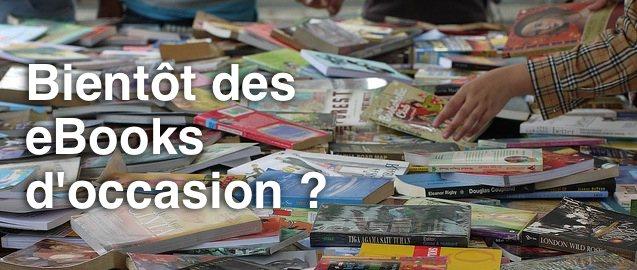 ebooks occasion