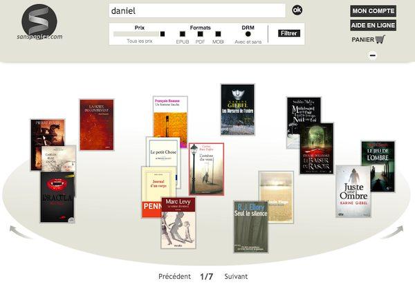 sans-papier librairie en ligne
