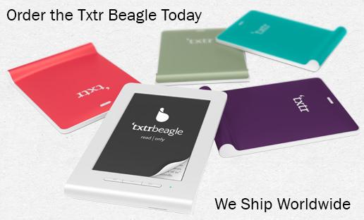 txtr beagle acheter