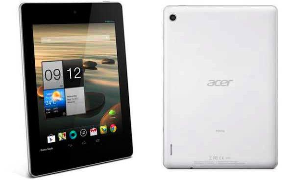 Une tablette Android clone de l'iPad Mini