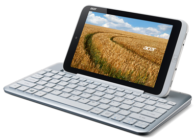 Tablette Windows 8 Acer Iconia W3