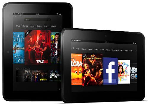 image Kindle Fire HD