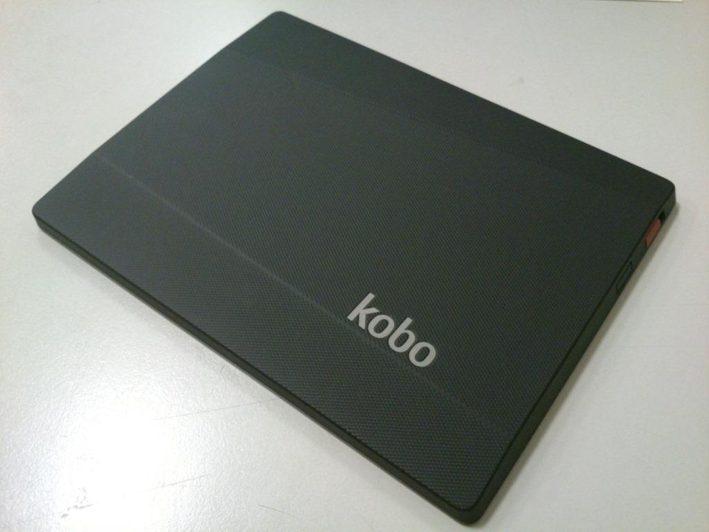 kobo 2013 dos de la liseuse