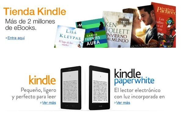 kindle Mexique