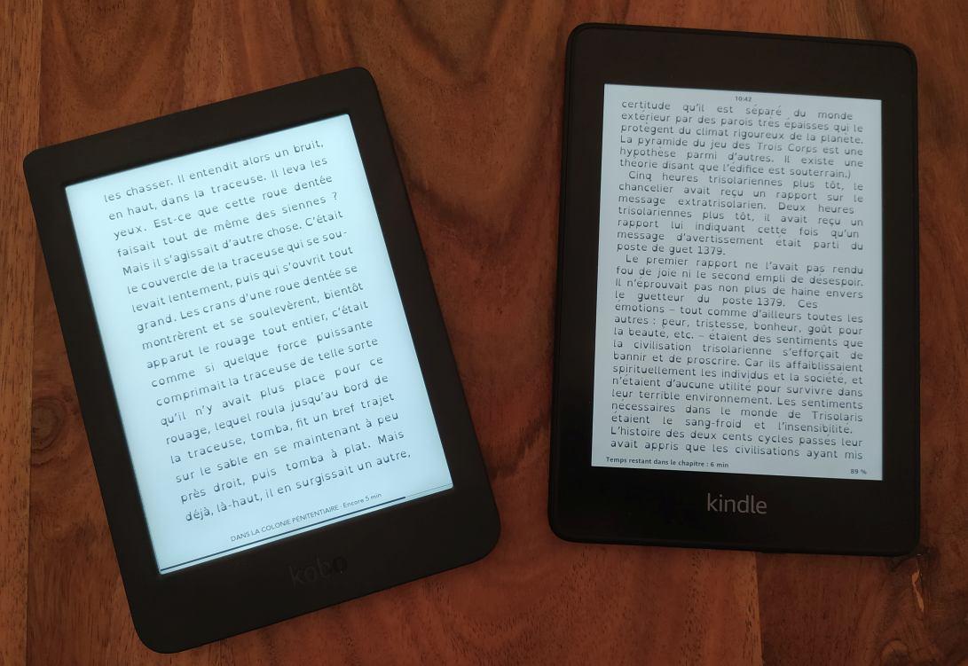 liseuse et dyslexie