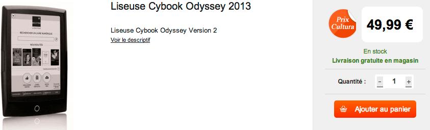 cybook odyssey promo Cultura