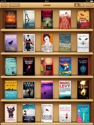 ibooks ipad mini retina