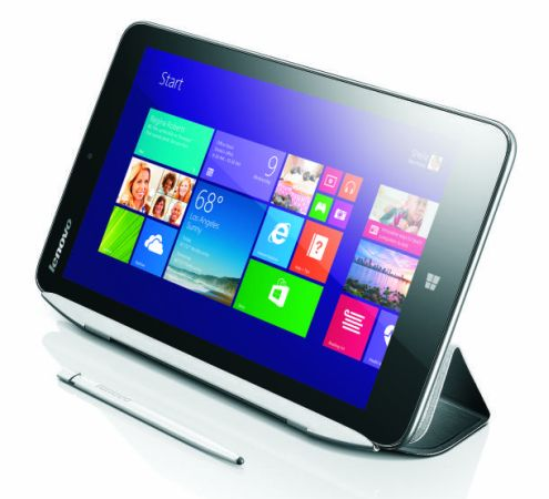 lenovo miix2 une tablette windows 8 1. Black Bedroom Furniture Sets. Home Design Ideas