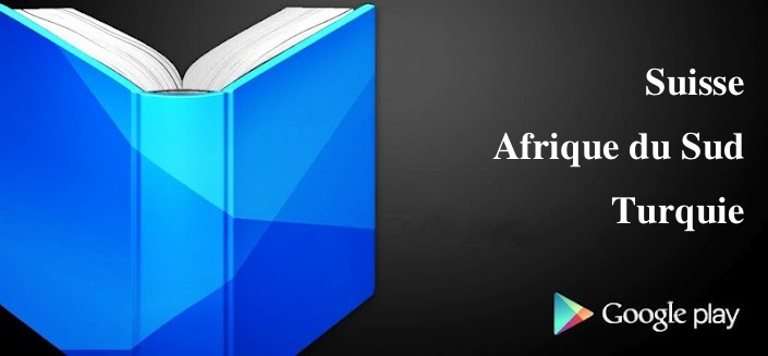 google play books suisse