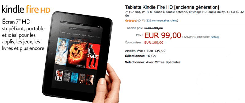 kindle 7 HD promo