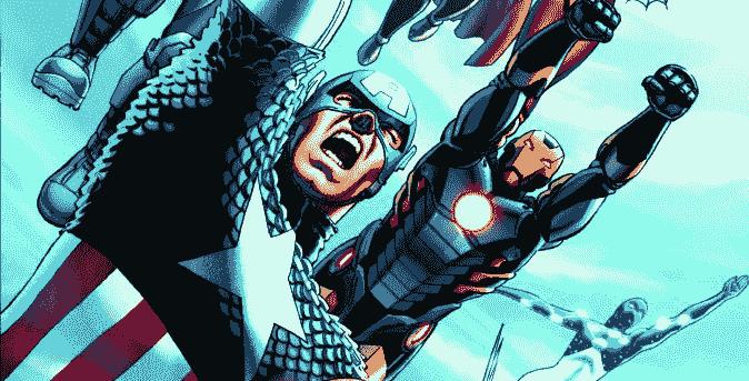 Marvel NOW gratuit