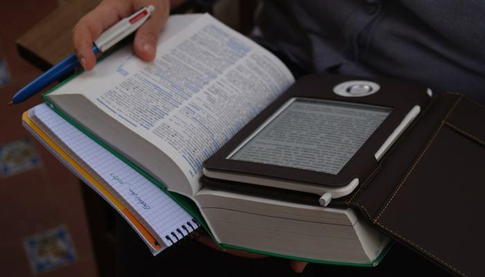 ebook et papier