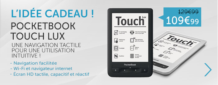 promotion soldes réduction pocketbook