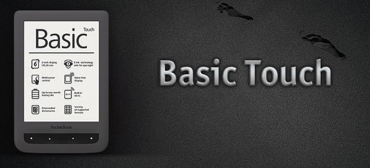 pocket book basic touch
