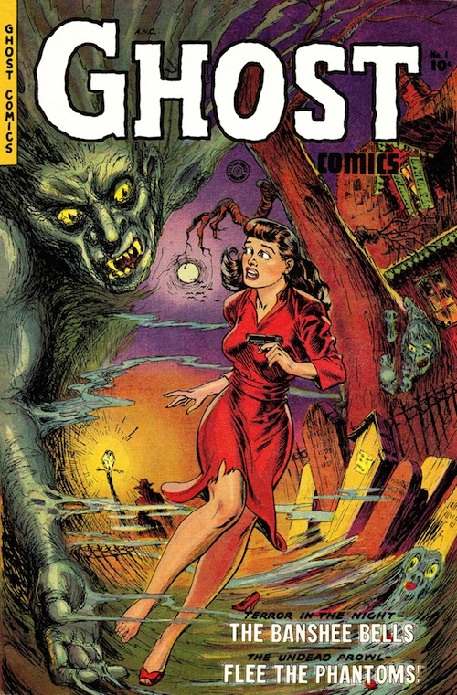 1394444688Ghost Comics 01 - 01 front cover - Maurice Whitman