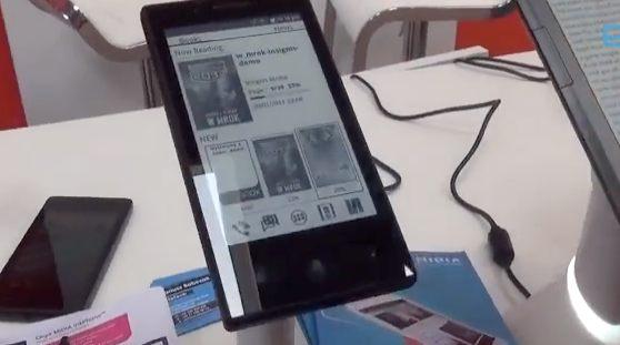 inkphone video