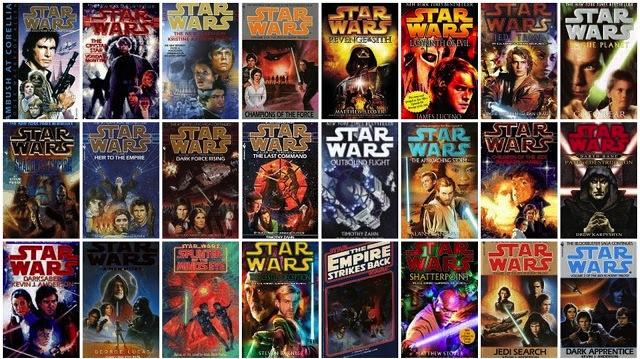 livres star wars
