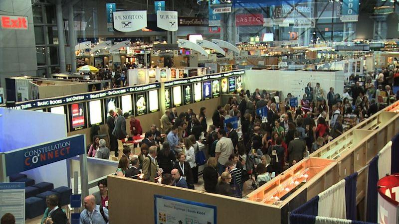 Book Expo America en 2012